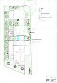 <h5>Plattegrond tuin </h5><p>Fam. Ampting Groenlo.</p>